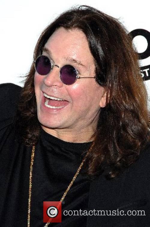 Ozzy Osbourne, Mojo Honours List
