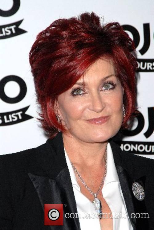 Sharon Osbourne Mojo Honours List - Arrivals London,...