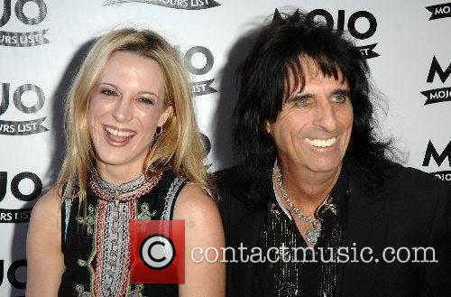 Alice Copper and daughter Britney Mojo Honours List...