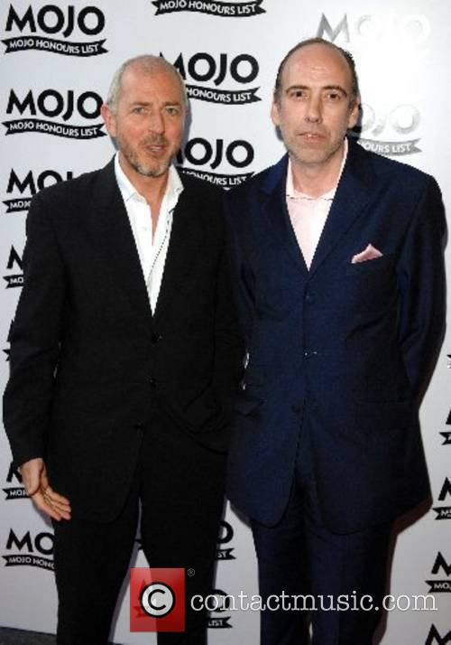 Mick Jones and Tony James