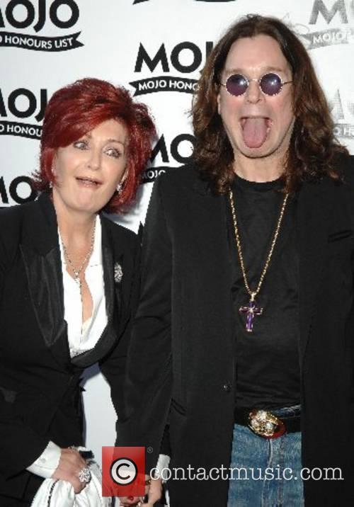 Sharon and Ozzy Osbourne Mojo Honours List -...