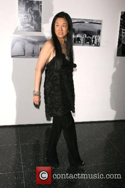 Vera Wang Arriving at The Museum of modern...