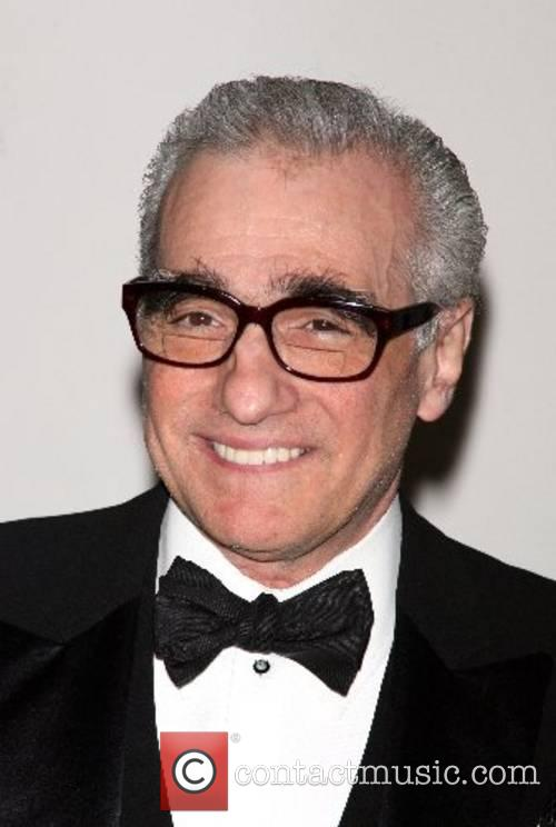 Martin Scorsese Arriving at The Museum of modern...