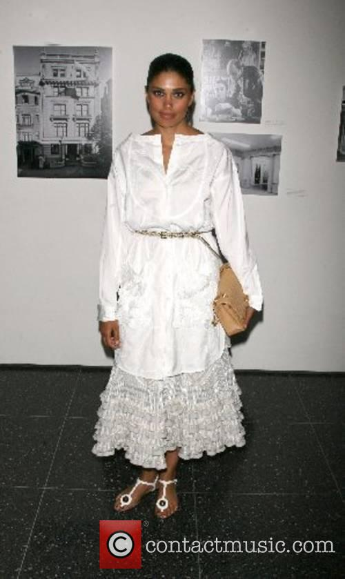 Rachel Roy Arriving at The Museum of modern...