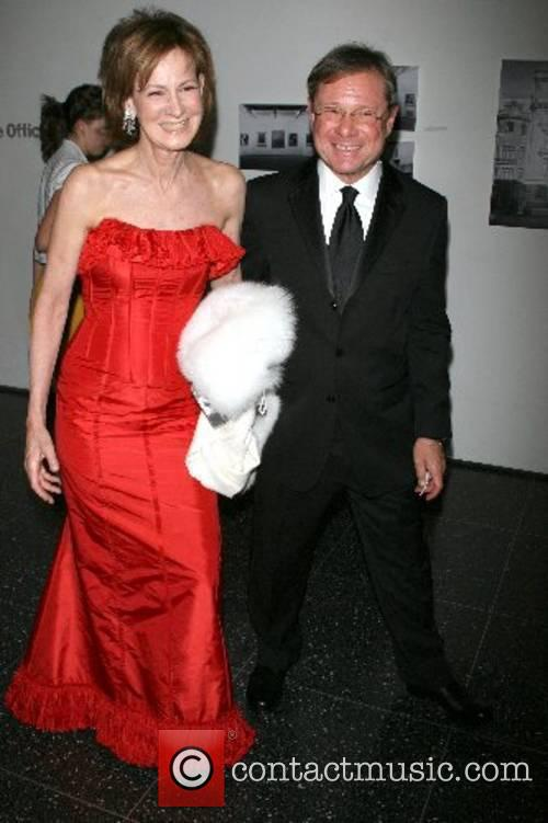 Judy Ovitz and Michael Ovitz Arriving at The...