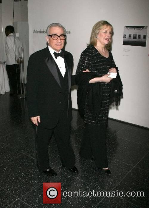 Martin Scorsese and Helen Scorsese Arriving at The...