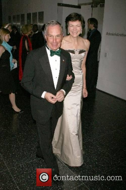Arriving at The Museum of modern art's 39th...