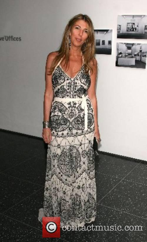 Nina Garcia Arriving at The Museum of modern...