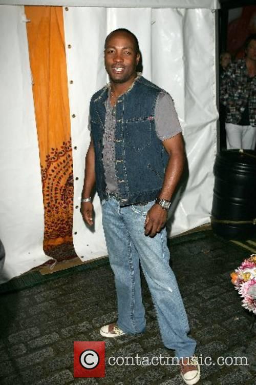 Brian Lara at Momo 10th Birthday Party London,...
