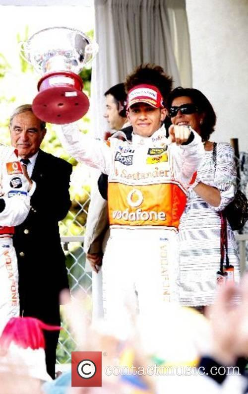 Lewis Hamilton Monaco Formula One Grand Prix Monte-Carlo,...