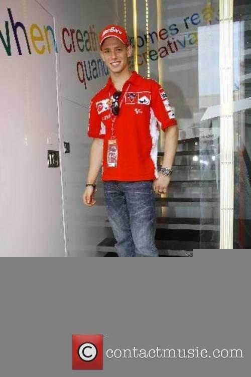 Casey Stoner Monaco Formula One Grand Prix Monte-Carlo,...