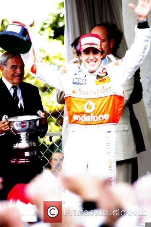 Fernando Alonso Monaco Formula One Grand Prix Monte-Carlo,...