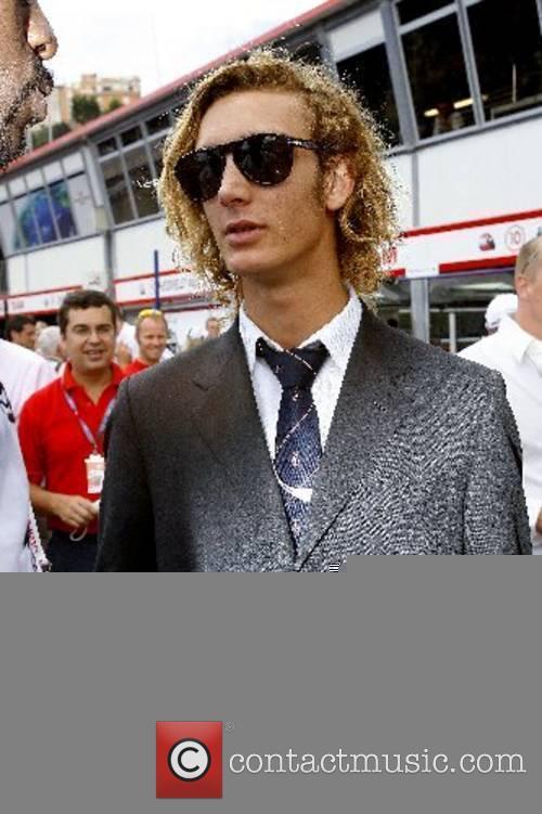 Andrea Albert Pierre Casiraghi  Monaco Formula One...