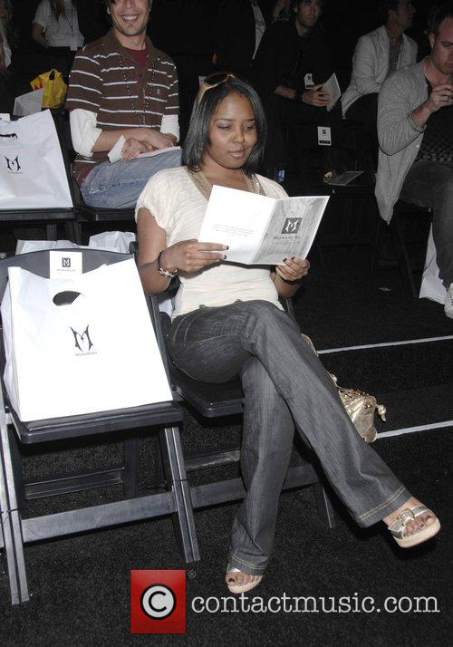 Shar Jackson Mercedes-Benz Autumn 2008 LA Fashion Week...