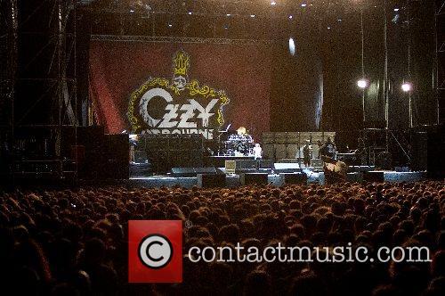 Ozzy Osbourne, Monsters Of Rock