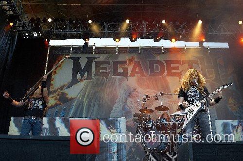Megadeth 14