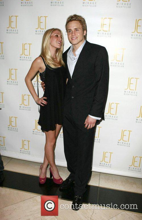 Heidi Montagu and Spencer Pratt arrive at Jet...