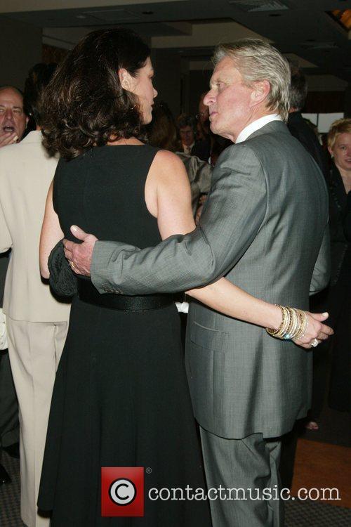 Catherine Zeta-Jones and Michael Douglas O'Neill Theater Center's...