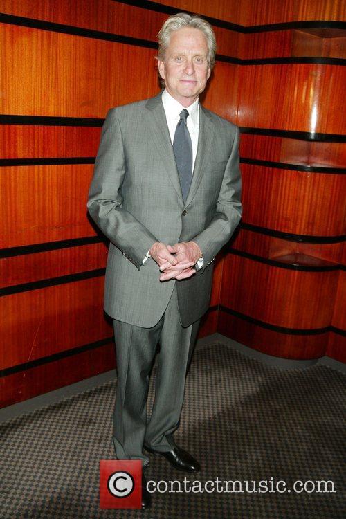 Michael Douglas O'Neill Theater Center's Monte Cristo Award...
