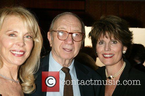 Elaine Joyce, Neil Simon and Lucie Arnaz O'Neill...