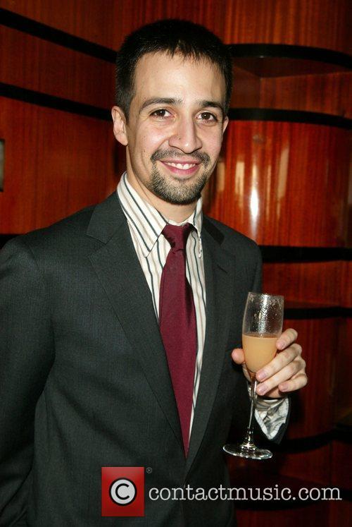 Lin-Manuel Miranda O'Neill Theater Center's Monte Cristo Award...