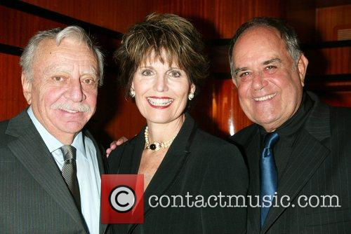 Manny Azenberg, Lucie Arnaz and Laurence Luckinbill O'Neill...