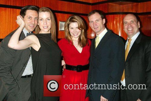 Michael Berresse, Susan Blackwell, Heidi Blickenstaff, Jeff Bow...