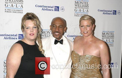 Melanie Mclaughlin and Montel Williams
