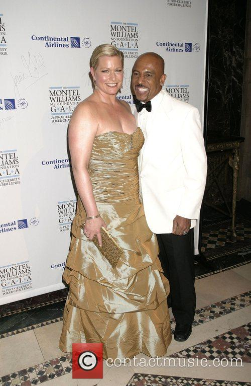 Montel Williams and Emme Aronson  The Montel...