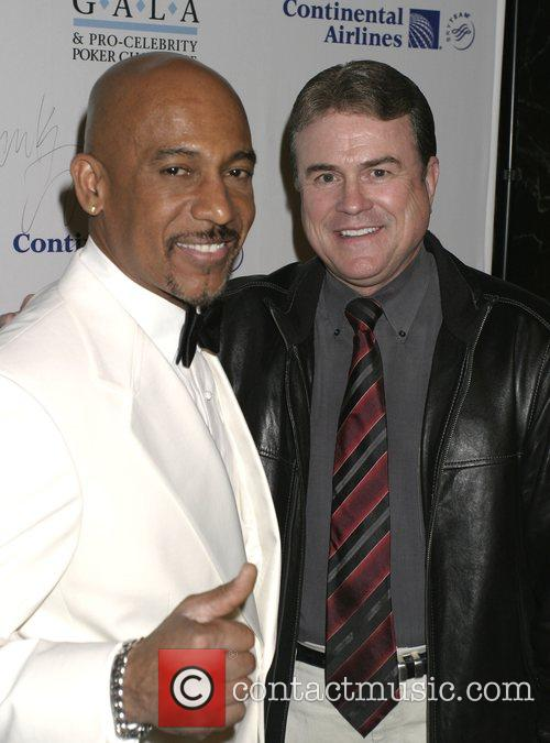 Montel Williams and Ken Johnson  The Montel...