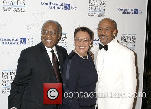 Montel Williams with his parents The Montel Williams...