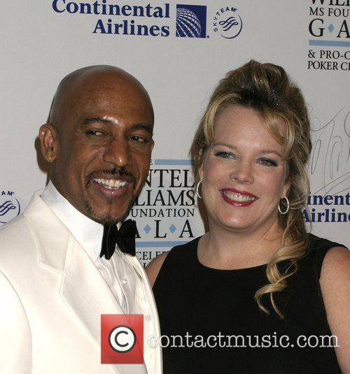 Montell Williams and Melanie McLaughlin The Montel Williams...