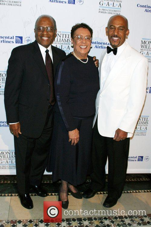 Herman Williams, Marjorie Williams, Montel Williams The Montel...