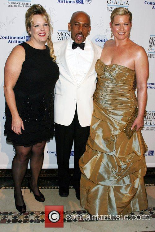 Melanie McLaughlin, Montel Williams, Emme Aronson The Montel...