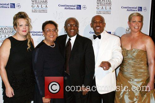 Melanie McLaughlin, Montel Williams, Emme Aronson, Herman Williams,...