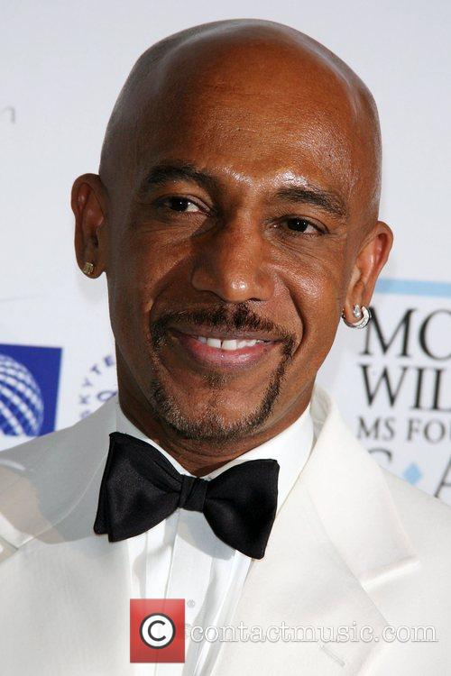 Montel Williams The Montel Williams MS Foundation Gala...