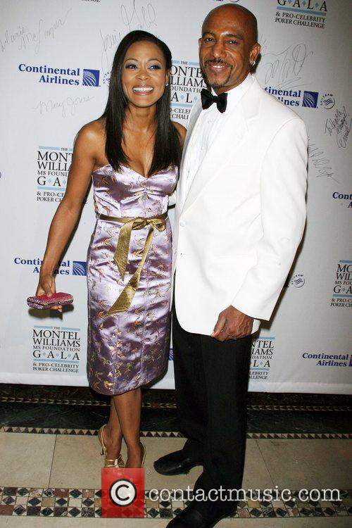 The Montel Williams MS Foundation Gala and Pro-Celebrity...