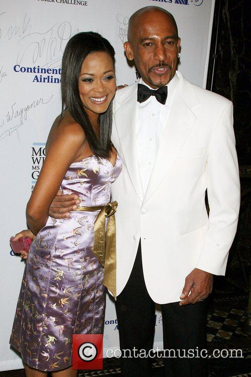 Robin Givens, Montel Williams The Montel Williams MS...