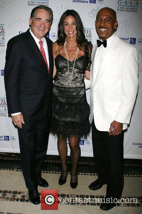 Billy Tauzin, Tara Fowler, Montel Williams The Montel...