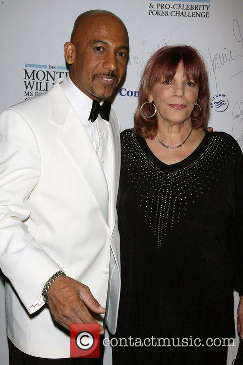 Montel Williams, Barbara Enright The Montel Williams MS...