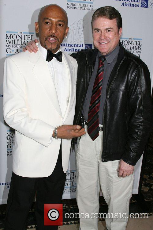 Montel Williams, Ken Johnson The Montel Williams MS...