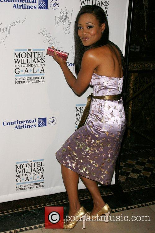Robin Givens The Montel Williams MS Foundation Gala...