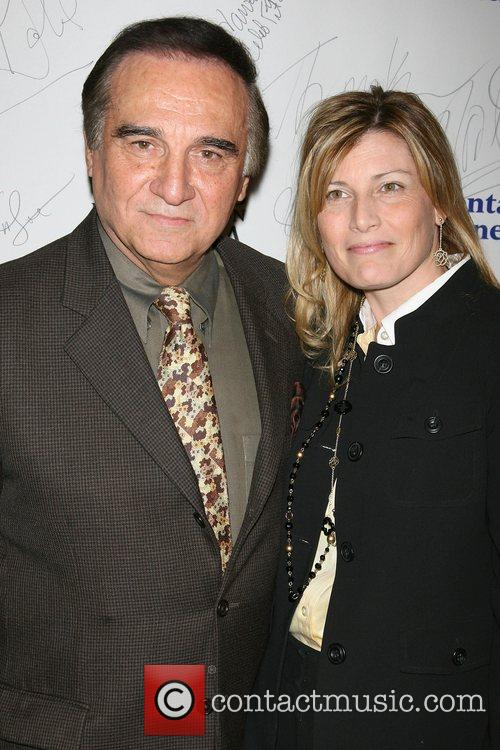 Tony Lo Bianco, Elizabeth Lo Bianco The Montel...