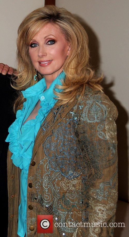 Morgan Fairchild discusses women's new Vote Campaign at...