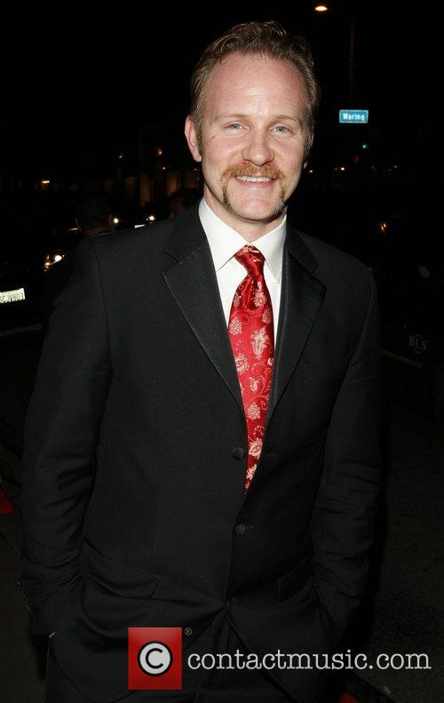 Morgan Spurlock and Super Size Me