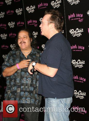 Ron Jeremy and Tom Arnold Harry Morton's Pink...