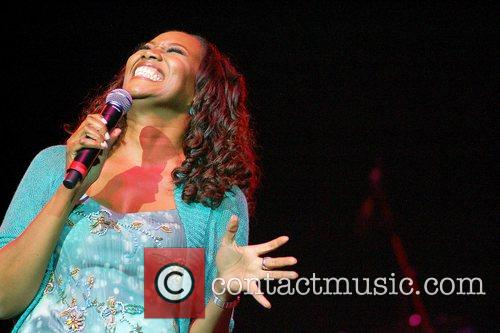 Performs at the 'Mother's Day to Remember' concert...