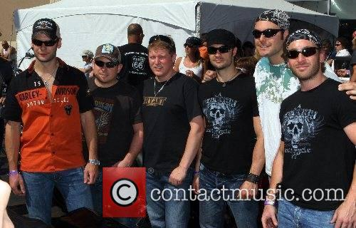Emerson Drive 4th Annual ACM Charity Motorcycle Ride...