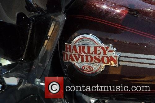Harley Davidson Motorcycle 4th Annual ACM Charity Motorcycle...