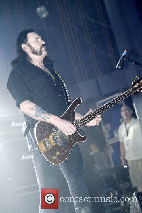 Lemmy and Motorhead 4